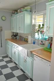vintage kitchen cabinet makeover lark lola house kitchen makeover home kitchens retro