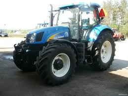 new holland tm 6070 tractors 2009 nettikone