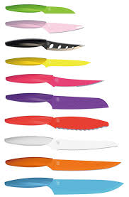 amazon com gela 10 piece knife set multi boxed knife sets