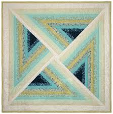 Coastal Quilts Coastal Sunrise Illusion Quilt 54
