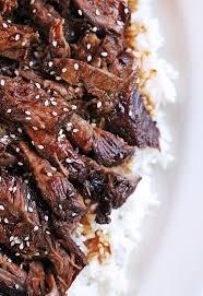 slow cooker sticky asian lamb recipe asian bbq lamb recipes
