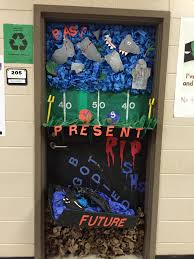 johnson high door decorating contest