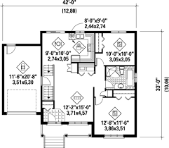 Floor Plan Of Bungalow Traditional Bungalow House Plan 80362pm Architectural Designs