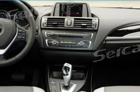 bmw 1 series centre console how to install bmw 1 series f20 3 series f30 gps navigation system