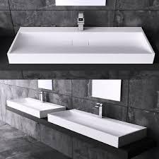 waschtisch design design gussmarmor waschbecken stand waschtisch waschplatz colossum