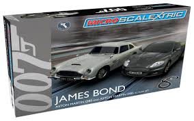 aston martin classic james bond scalextric g1122 micro scalextric james bond