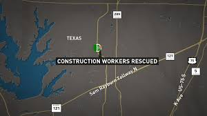 Frisco Texas Map Frisco Omni Construction Workers Rescued After Scaffolding Falls