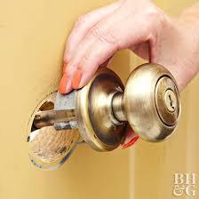 What Hardware Is Needed For An Exterior Front Door Door by How To Update Door Hardware With Paint