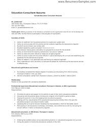 consulting resume exles consulting resume exles resumes for education template best
