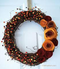 fancy diy fall wreaths design ideas easy diy fall wreaths best