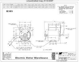 5 hp spl 3450 rpm p56 frame 230v air compressor motor century b385