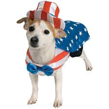 halloween dog shirts uncle sam dog costume buycostumes com