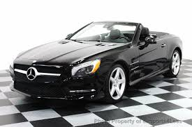 mercedes sl 550 amg 2014 used mercedes certified sl550 amg sport convertible at