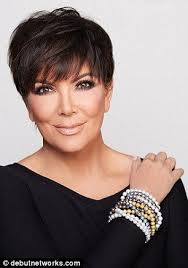 to do kris jenner hairstyles kris jenner dons a pearl necklace as she launches a jewelry line