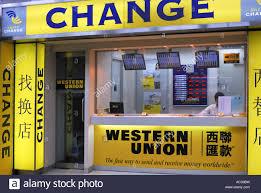 union bureau de change exchange office of the union bank in hongkong china stock