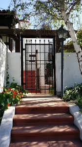 Front Door Security Gate by Custom Security Doors Reed Brothers Security