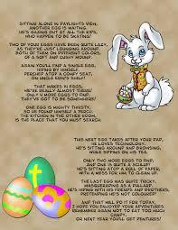 Easter Scavenger Hunt Art Associated Happy Easter