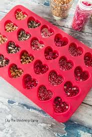 chocolate heart candy best 25 chocolate hearts ideas on white heart wedding