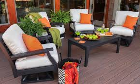 Eco Outdoor Furniture by Island Lifestyles