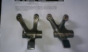 suzukisavage com rocker arm design change