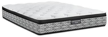 Mattress Cushion Kingsdown Jenner Cushion Firm Queen Mattress And Boxspring Set