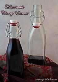 Spice Rack Fortunate Lunatic by Homemade Cherry Extract Recipe Cherry Season Cherries And