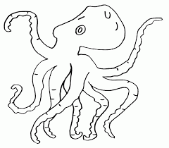 octopus coloring pages 2107 600 527 free coloring kids area
