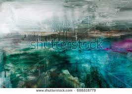 abstract oil painting background oil on stock illustration