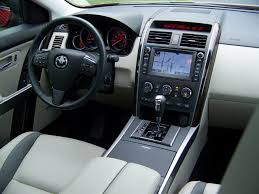 mazda interior 2010 review 2010 mazda cx 9 the truth about cars