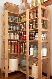 ideas for organizing kitchen pantry best the corner pantry organization ideas pics for organizing