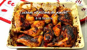 cuisiner pilon de poulet cuisses et pilons de poulet à la texane petits plats entre amis