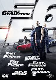fast u0026 furious the 6 movie collection dvd 2001 amazon co uk vin