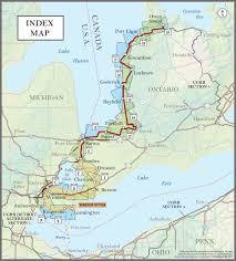 Underground Railroad Map 2012 February Biking Bis