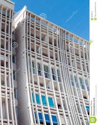 facade of a modern hotel royalty free stock image image 29488116