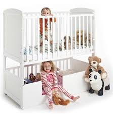 Crib And Toddler Bed Crib And Toddler Bunk Bed Is His Safe It Is Adorable My