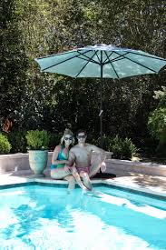 a summer pool date with adore me one swainky couple