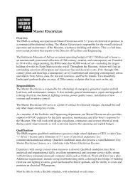 Sample Resume Maintenance by Electrical Resume Sample Sample Resume Electrical Engineer Resume