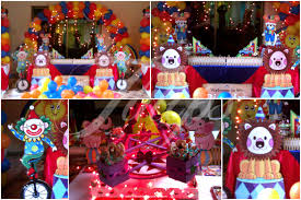 interior design amazing carnival themed birthday party