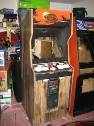 Make Your Own Arcade Cabinet by And Then There Were Two
