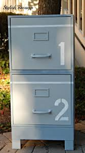 Upcycled Filing Cabinet The 25 Best Painted File Cabinets Ideas On Pinterest File