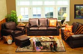 southwestern chairs and ottomans rustic living room furniture awesome southwestern buckley chair