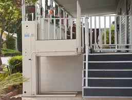 modern style outdoor handicap lifts and gallery of wheelchair and