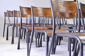 chaise d colier chaise d ecolier mullca gentlemen designers