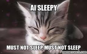 Tired Cat Meme - nice tired cat meme sleepy meme keywords suggestions sleepy meme
