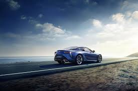 lexus hybrid blue the insanely gorgeous lexus lc is getting a hybrid version the verge