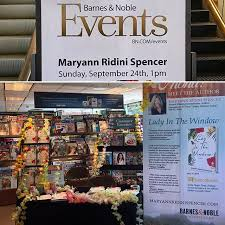 Barnes Adn Noble Maryann Ridini Spencer U2013 Maryann Ridini Spencer U2014 Award Winning