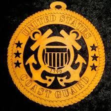 navy seal ornaments wood usa