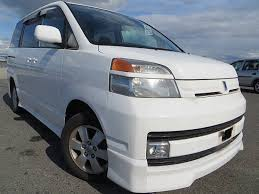 family car toyota 2002 3 toyota voxy azr60g x for sale japanese used cars details