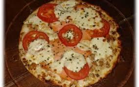 boursin cuisine recette recette pizza au saumon et boursin 750g