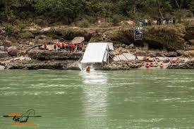 kayaking ganga kayak festival rishikesh india
